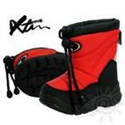 XTM Puddles Baby & Kids Winter Snow Boots (Light Red)