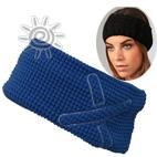 Bjorn Ladies Winter Ski Headband - French Blue (Teen/Adult)