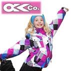 XTM Transit Kids Winter Ski Jacket (Candy/Blue Check) **SALE**