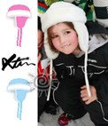 XTM Kids Winter/Ski Bomber Hat (1-5yrs)