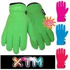 XTM Cruise Micro Fleece Gloves for Kids (S-M-L)