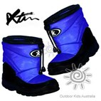 XTM Puddles Baby & Kids Winter Snow Boots (Royal Blue)