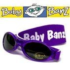 BABY Adventure Banz UV Sunglasses (PURPLE) 6m-2yrs