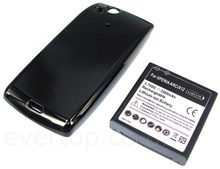Sony Ericsson Xperia Arc Extended Life Battery Replace BA750 X12 LT15i Battery