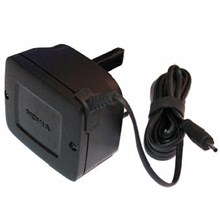 Compatible AC-3X Mains Charger Nokia for 6300i, 7390, E71, N95 and many others AC-3 (2mm Small Pin)