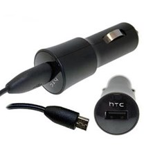 HTC Desire S / Trophy / Desire HD micro USB Car Charger / C200 / Original