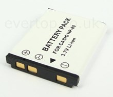 NP-80 Battery for Casio Exilim EX-G1 / EX-Z800 Digital Camera