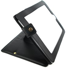 iPad Protective Case with Stand / Black