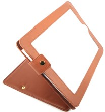iPad Protective Case with Stand / Brown