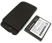 HTC Desire Extended Life Battery Replace Model: BB99100 BA S410 3000mAh With Free Back Cover