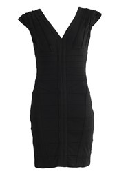 Bodycon Bandage Dress Black