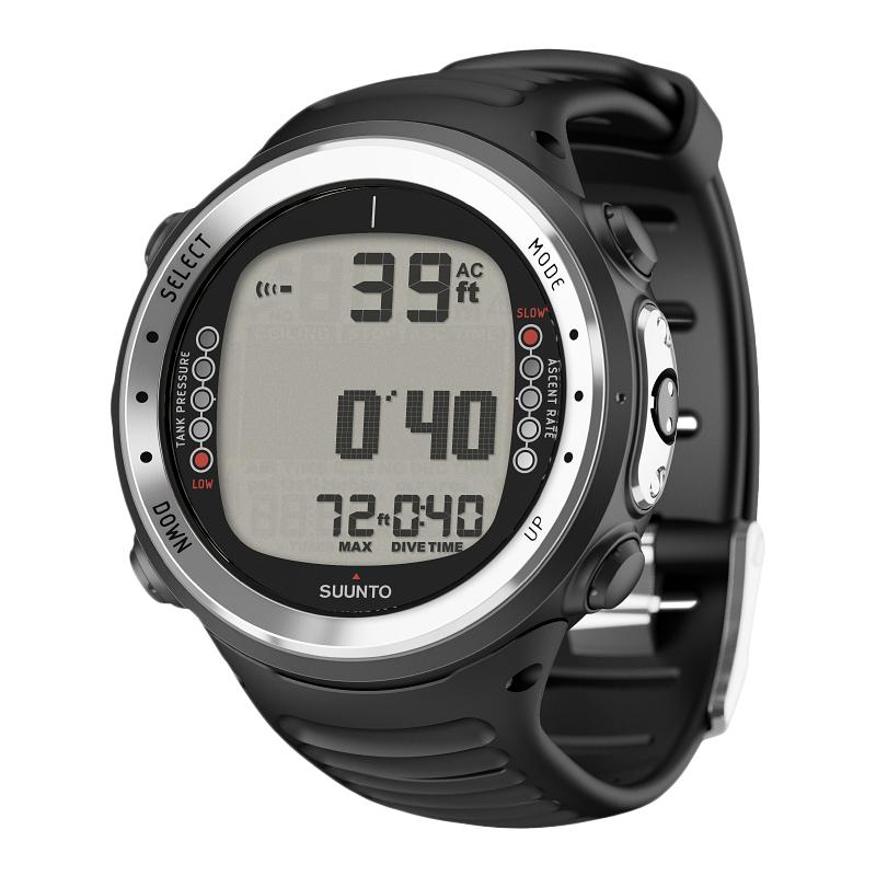 Suunto d4i dive computer watch extreme spearfishing - Computer dive watch ...