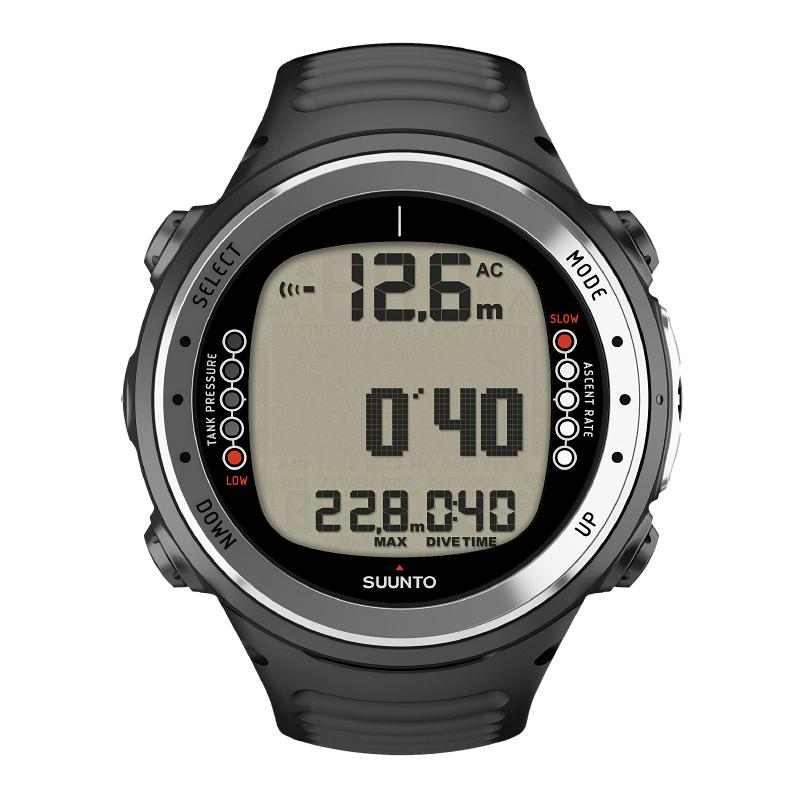 Suunto d4i dive computer watch extreme spearfishing - Suunto dive watch ...
