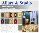 Allure - Persian Design Floor Rug Collection