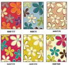 Flash Flower Rugs - Trendy Budget Line