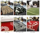 Gold Floor Rug Collection - More Designs