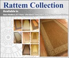Ratten Collection - Non Slip Flatweave Rugs