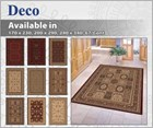 Deco - 5 Star Wool Floor Rug Collection