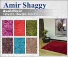 Amir - Budget Shaggy Rug Collection