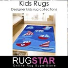 Kidding Around Thick Kids Rugs