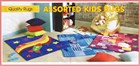 Kids Zone - Plush Childrens Rugs