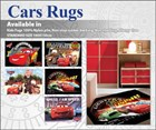 Cars Collection - Kids Rug