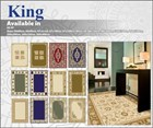 King - Traditional Floor Rugs