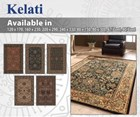 Kelati Heatset Floor Rug Collection