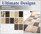 Ultimate Shaggy Rugs - Designer Range
