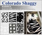 Colorado- Contemporary Shag Floor Rug