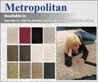 Metropolitan Shaggy Floor Rugs