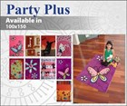 Party Plus Floor Rug Collection