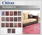 Chiraz Floor Rug Collection
