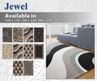 Jewel Modern Floor Rug Collection