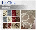 Le Chic Collection - Modern Floor Rugs