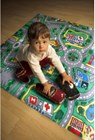 Roads Kids Rug 'Washable Childrens Activity Mat''