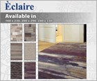 Eclaire Contempory Floor Rug Collection