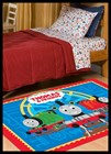 Thomas Tank Floor Rug 100x150cm 'Washable Kids Rug'