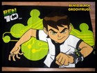 Ben 10 Floor Rug 100x150cm 'Washable Kids Rug''