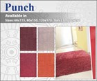 Punch Shaggy Rug Collection