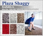 Plaza - Soft Durable Shaggy Rugs