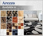 Arezzo Collection - Modern Floor Rugs