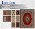 London - Classic Floor Rug Collection