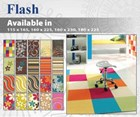 Flash Floor Rugs - Trendy Budget Line