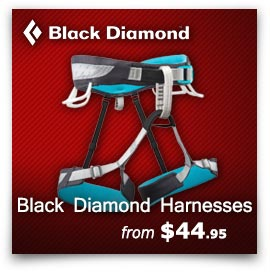 Black Diamond Harnesses