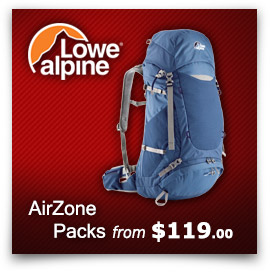 Lowe Alpine AirZone Packs