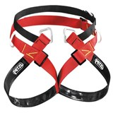 Petzl - Fractio Caving harness with double waistbelt