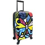 Heys - Britto Hardside Spinner 56cm Suitcase - Butterfly