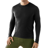 SmartWool - Microweight Crew Mens Long Sleeve