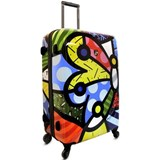 Heys - Britto Hardside Spinner 76cm Suitcase - Butterfly